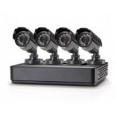 8-Channel AHD CCTV Surveillance Kit with 4TB WD Purple HD
