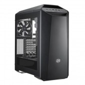 MasterCase Maker 5, Magnetic top and front panel,  Magnetic LED Strip, Dual chamber, sound supression, USB 3.0 Type C, L