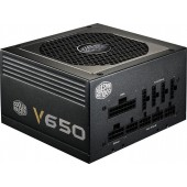 Vangard 650W, Modular, up to 92% efficiency, Silencio FP fan tecnology, 100% Japanese capacitors, compact. 5 year warran