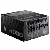 Vanguard 1000W Modular, up to 93% efficiency, single 1000W +12V output that delivers up to 83A, Silent 135 mm FDB fan,8X