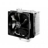 Hyper 412S, 4 Direct Contact Heat Pipes, Wider Fin Gap, CDC? Technology, Dual-Fan Desig, Quick-snap Fan Bracket Desig,