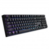 MasterKeys Pro S, Cherry MX RGB brown Switch, Brightest and big LEDS 16,7 million colors, powerful ARM Cortex M3 process