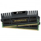 DDR3, 1600MHz 8GB 1x240 with Vengeance Black Heat Spreader