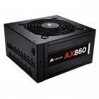 Professional Platinum Series, AX860 ATX, EPS12V, Fully Modular PSU