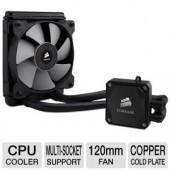 Cooling Hydro Series H60 High-performance CPU Cooler, LGA1155/1156, LGA1366, LGA2011, AM2/AM2+, AM3/AM3+, FM1 compatibl