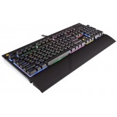 Corsair Gaming Strafe Black, RGB LED, Cherry MX Brown