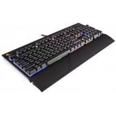 Corsair Gaming K65, RGB LED, Ten-Keyless, Cherry MX Red