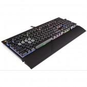 Corsair Gaming? STRAFE RGB Mechanical Gaming Keyboard, Backlit Multicolor LED, Cherry MX Red Português