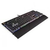 Corsair Gaming? STRAFE RGB Mechanical Gaming Keyboard, Backlit Multicolor LED, Cherry MX Red (International ENlish)