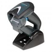 Scanner Datalogic Imager GRYPHON I GM4430 Wireless 1D / 2D Kit USB Preto