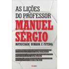 As lições do professor manuel sérgio