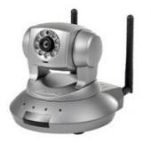IP Camera wireless 11n 1.3MP pan/tilt mJPEG/MPEG SD IR-LED/Plug & View