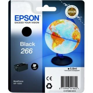 Singlepack Black 266 ink cartridge WF-100