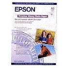Papel Fotográfico brilhante Premium A3 (20 folhas) - preço válido p/ unid facturadas até 31 de Março e c/ unid limitadas