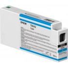 Singlepack Cyan T824200 UltraChrome HDX/HD 350ml