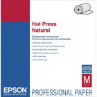 Hot Press Bright 60x50'