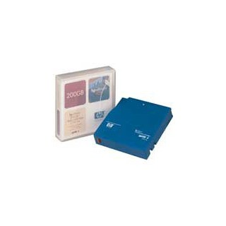 HP LTO-1 Ultrium 200 GB Data Cartridge
