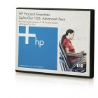 HP Lights-Out 100i (LO100i) Advanced Pack Tracking License w/1yr Supp