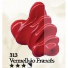Acrilex oleo 37ml vermelho frances