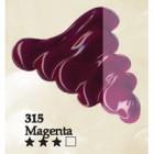 Acrilex oleo 37ml magenta