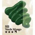Acrilex oleo 37ml verde musgo