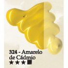 Acrilex oleo 37ml amarelo de cadmio