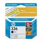 HP 336 Black Inkjet Print Cartridge (5 ml)