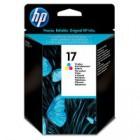 HP 17 Tri-Colour Inkjet Print Cartridge