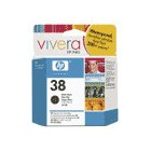 HP 38 Magenta Pigment Ink Cartridge with Vivera Ink