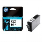 HP 364 Black Ink Cartridge with Vivera Ink