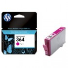 HP 364 Magenta Ink Cartridge with Vivera Ink