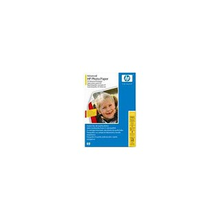 HP Advanced Glossy Photo Paper 250 g/m²-A4/210 x 297 mm/50 sht