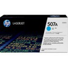 HP 507A Cyan LaserJet Toner Cartridge