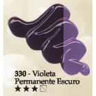 Acrilex oleo 37ml violeta perm. escuro