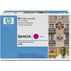 HP Color LaserJet Q6463A Magenta Print Cartridge for the CLJ 4730mfp, up to 12,000 pages