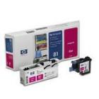 Cabeça de Impressão Magenta Dy e Cleaner. Compatível apenas HP DesignJet 5000 and 5000PS printers.