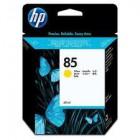 Cabeça de ImpressãoHP 85 Yellow. Compatível HP DesignJet 30 and 130 series printers