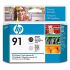 Cabeça de Impressão HP 91 Photo Black e Light Grey