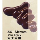 Acrilex oleo 37ml marron van dyck