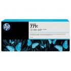 HP 771C 775-ml Light Gray Designjet Ink Cartridge