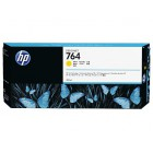 HP 764 300-ml Yellow DesignJet Ink Cartridge