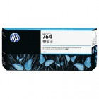 HP 764 300-ml Gray DesignJet Ink Cartridge
