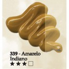 Acrilex oleo 37ml amarelo indiano