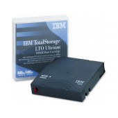 Cart.IBM Ultrium LTO-3 Library pack-20un etiquetado 400GB/800GB (sem caixa individual)