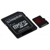 Micro SDHC 64GB UHS-I speed class 3 (U3) 90R/80W