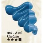 Acrilex oleo 37ml azul ceruleo