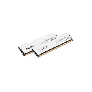 DDR3 HyperX 16GB 1600MHz ( Kit de 2) CL10 FURY White Series