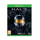 Xbox One Game Halo: Master Chief Collection