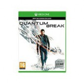 Xbox One Game Quantum Break Portuguese EMEA PAL Blu-ray