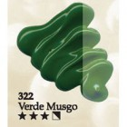 Acrilex oleo 59ml verde musgo